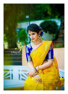We have come up with 30 new Pattu saree blouse designs that will revamp your look. These Pattu saree blouse designs have a perfect fit and are