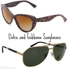 9bf4272925 Dolce and Gabbana Sunglasses Offer The Best Styles