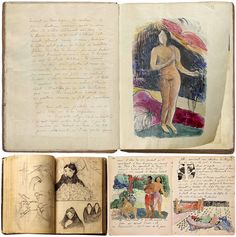Gli appunti degli artisti - DidatticarteBlog - Paul Gauguin (1848-1903)
