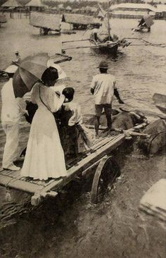 1916 Isabel Anderson Landing At TOBACO Albay Photograph Philippine Islands Print Philippines People, Miss Philippines, Philippines Culture, Manila Philippines, Filipino Art, Filipino Culture, Filipino Fashion, Hawaiian Islands, Historical Pictures