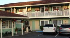 $129 Located a 10-minute walk from Monterey town center, this California motel has a free daily continental breakfast.