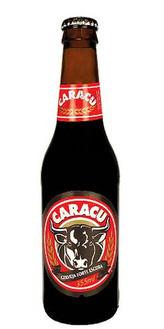 ! I´ve already drank this beer ! From BraSil ! [Caracu - Sweet Stout - 5.4%abv]  #craftbeer #beer
