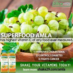 #Superfood #amla slows aging www.shake29.com/amla #yogafitness