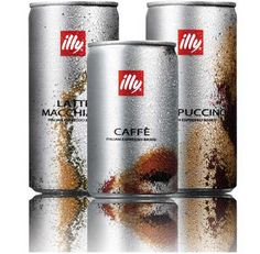 illy Caffé . Coffee packaging design