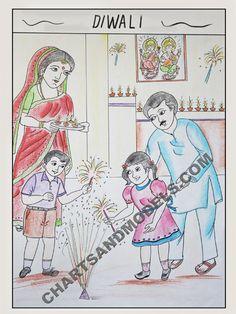 Buy Diwali Charts Online In Delhi. Online Charts and Models provides Diwali Charts Online.