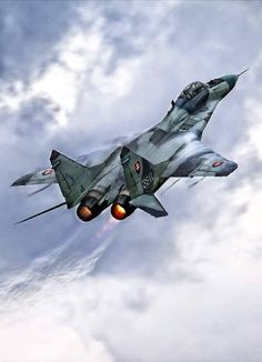"Slovak Air Force Mikoyan MiG-29AS ""Fulcrum-A"""