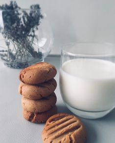 Healthy Peanut Butter Cookie Recipe, Butter Cookies Recipe, Cookie Recipes, Light Side, Cheesecake, Fit, Kitchen, Desserts, Instagram