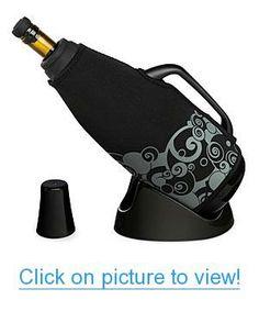 Chillpod Wine Bottle Quickchiller Home #Office #Kitchen