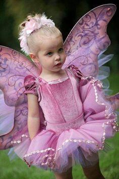 Little princess fairy .. So Pretty In Pink
