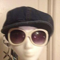 Accessories - Denim 8 panels Applejack unisex hat