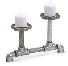 plumbing candlestick