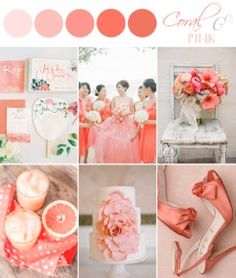 Wedding color trends for Summer 2016
