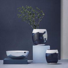 Stelton Stockholm Aquatic Medium Vase - Trouva