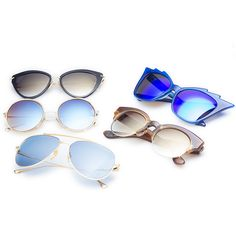 f77a731e80e5 Introducing the new Dita women s sun collection. Available   Theeyemakers!  New WomanMirrored SunglassesSunniesPhoto ...
