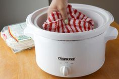 How to Use a Crock-Pot to Keep Tortillas Warm