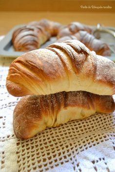 Croissants (os melhores de sempre!)