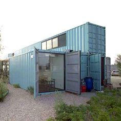 DO IT YOURSELF (DIY) PROJECT - SHIPPING CONTAINERS INTO HOMES | Recycled Shipping Containers (Dunway Enterprises) http://clickbank.dunway.com/affiliate_videos/containers/index.html