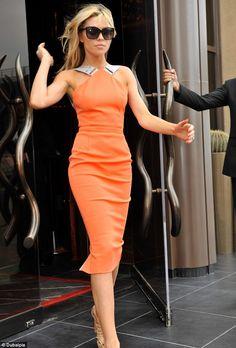 Love this Victoria Beckham dress