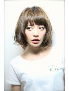 エルメ Elme Elme Style !! 48 hair make 倉林 ヘアカタログ hair ボブ
