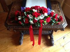 Flowers by McDowell Top table £45