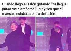 Read from the story MEMES DE BTS 4 by Ktxebae (𝐮𝐰𝐮) with reads. K Pop, Army Memes, Vkook Memes, Memes Funny Faces, Bts Chibi, About Bts, Namjin, Foto Bts, Bts Pictures
