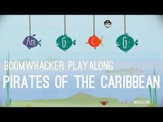 Pirates of the Caribbean - Boomwhacker Playalong - YouTube
