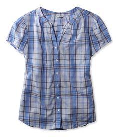 Women's Peaks Island Shirt