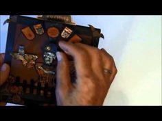 ▶ Steampunk Spells card series 5 - Blog tutorial - YouTube