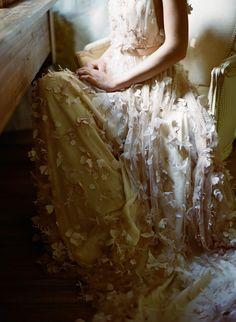 Gorgeous Alexandra Grecco gown.