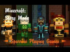 Minecraft Story Mode - прохождение # ПЯТЫЙ ГЕРОЙ? # 04