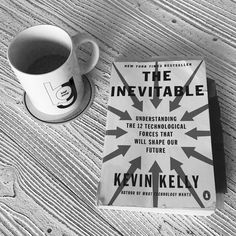 Buchempfehlung - The Inevitable - Kevin Kelly Inevitable, Thing 1 Thing 2, New York Times, Planer, Best Sellers, Author, Blogging, Books, Technology