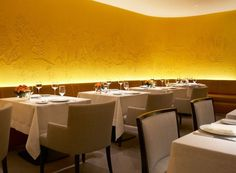Yabu Pushelberg - Sophisticated Restaurant Clement Opens in New York's Peninsula Hotel