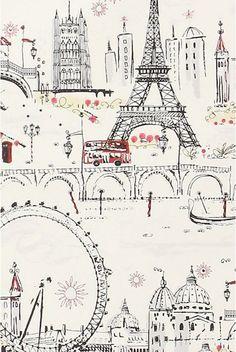 Art Patterns & Prints | Paris