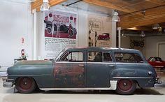 Jay Leno's Garage - ICON Derelict