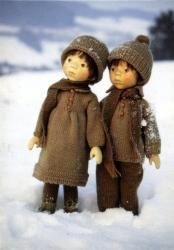 Pongratz-Puppen - Kalender 1988