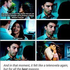 "#JaneTheVirgin 1x14 ""Chapter Fourteen"" - Jane and Rafael"
