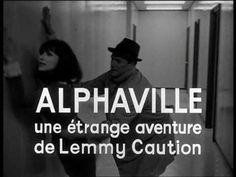 Alphaville (1965) Trailer (Alphaville, une étrange aventure de Lemmy Cau...