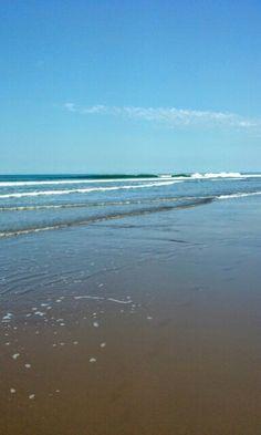 Muy amplias playas