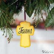 Names of Jesus Christmas Ornaments