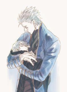 Vergil, Nero