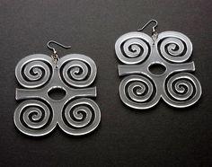 Rachel Stewart earrings ... WANT!