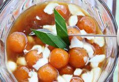 Cara membuat dan memasak bubur candil ketan
