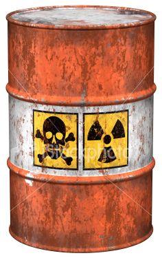 DIY - Toxic waste Halloween decor (Source : http://www.halloweenforum.com/halloween-props/82674-help-55-gallon-barrel.html) #halloween #decor