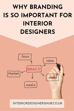 Interior Designers live and die by their visual appeal to clients, and this starts with branding. In this blog post we look at how congruence should be at the top of your mind when considering how to brand your interior design business. #interiordesignershub Great Interior Design Challenge, Interior Design Business, Interior Design Resources, Interior Design Inspiration, Sophie Robinson, Design Strategy, Business Branding, Brand You, Entrepreneur