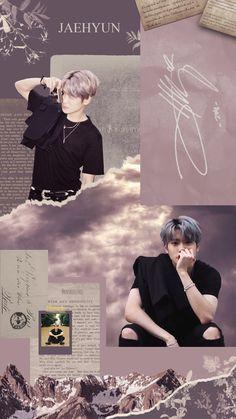 Jaehyun Nct, Purple Aesthetic, Kpop Aesthetic, Wallpaper Iphone Cute, Galaxy Wallpaper, Ntc Dream, Stranger Things Aesthetic, Valentines For Boys, Jung Jaehyun