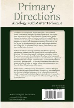 Astrology Books, Classical Antiquity, Great Names, Old Master, Middle Ages, The Twenties, Student, Mid Century, Medieval Times