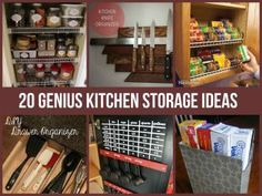 20 Genius Kitchen Storage Ideas That Everybody Should Try