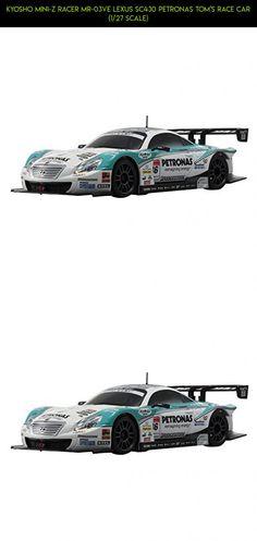 Kyosho MINI-Z Racer MR-03VE Lexus SC430 Petronas Tom's Race Car (1/27 Scale) #products #parts #technology #scale #plans #tech #drone #camera #gadgets #kit #racing #fpv #kyosho #auto #shopping #mini-z
