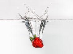 Strawberry Splash by Michael Scierski