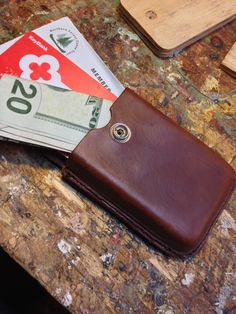 Simple Billfold - Not a Wallet from 50 Little Birds